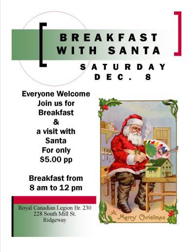 Breakfast with Santa 2018 (4)