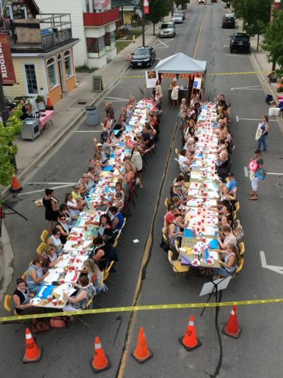 Ridgefest Paint Party