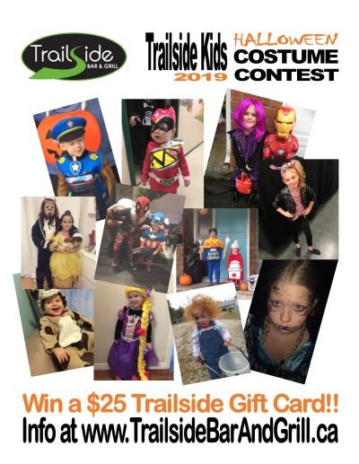 Halloween Costume Contest Trailside Kids