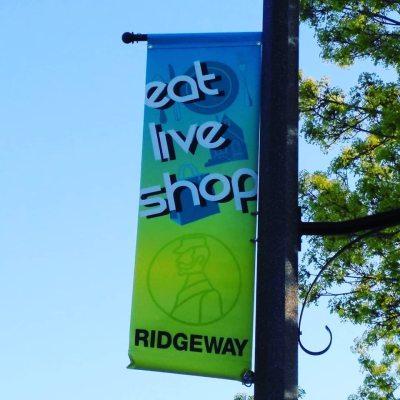New Ridgeway Banners