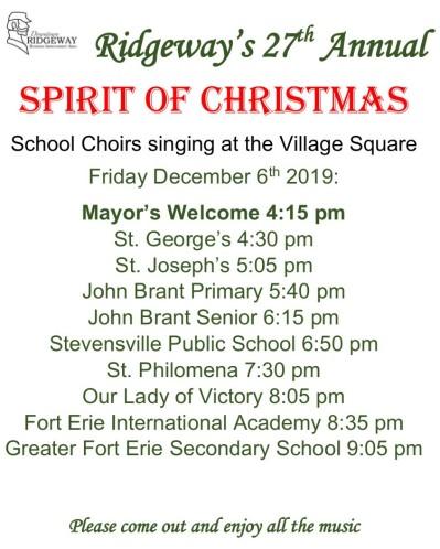 SOC Choirs