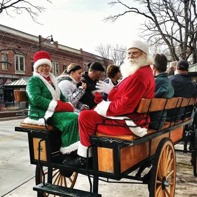 2016 RBIA SOC Santa-carriage